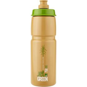 Elite Jet Green Trinkflasche 750ml braun/grün
